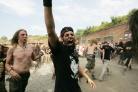 Brutal Assault 0 Festival life Evile fans 002