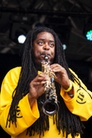 Camp-Bestival-20140801 Courtney-Pine 6833