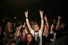 Crazy Nights Rockfest 2010 100410 H.E.A.T 5196 audience publik
