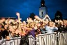 Eksjo Stadsfest 20090828 Alcazar11 Audience Publik