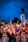 Eksjo Stadsfest 20090828 Alcazar9 Audience Publik