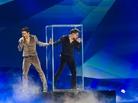 Eurovision-Song-Contest-20130515 Azerbaijan-Farid-Mammadov 4709