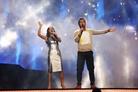 Eurovision-Song-Contest-20130517 Georgia-Nodi-Tatishvili-And-Sophie-Gelovani 6940
