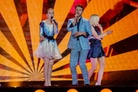 Eurovision-Song-Contest-20150516 Lithuania-Monika-Linkyte-And-Vaidas-Baumila%2C-Rehearsal-04