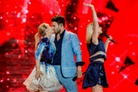 Eurovision-Song-Contest-20150516 Lithuania-Monika-Linkyte-And-Vaidas-Baumila%2C-Rehearsal-05