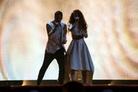 Eurovision-Song-Contest-20150516 Norway-Morland-And-Debrah-Scarlett%2C-Rehearsal-Norwegen 04