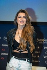 Eurovision-Song-Contest-20160502 Press-Conference-Iveta-Mukuchyan-Armenia 8267