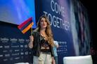Eurovision-Song-Contest-20160502 Press-Conference-Iveta-Mukuchyan-Armenia 8292