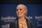 Eurovision-Song-Contest-20160503 Press-Conference-Greta-Salome-Iceland- 8439