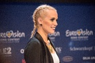 Eurovision-Song-Contest-20160503 Press-Conference-Greta-Salome-Iceland- 8441