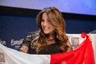Eurovision-Song-Contest-20160503 Press-Conference-Ira-Losco-Malta 8462