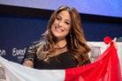 Eurovision-Song-Contest-20160503 Press-Conference-Ira-Losco-Malta 8464