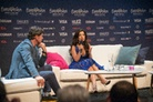 Eurovision-Song-Contest-20160503 Press-Conference-Samra-Azerbaijan 8380