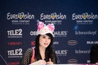 Eurovision-Song-Contest-20160507 Press-Conference-Jamie-Lee-Germany 0871