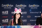 Eurovision-Song-Contest-20160507 Press-Conference-Jamie-Lee-Germany 0874