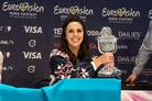 Eurovision-Song-Contest-20160515 Press-Conference-Of-The-Winner-Jamala-Ukraine 6546