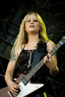 Getaway Rock 2010 100710 Crucified Barbara 9661