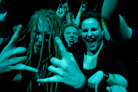 House Of Metal 20090227 Amon Amarth 12 Audience Publik