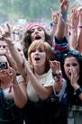 Hovefestivalen 2010 100629 Paramore 9522 Audience Publik