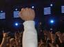 Hultsfred 2007 5180 Ozzy Osbourne Fist