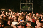 Hultsfred 2008 Rage Against The Machine 9600 Audience Publik