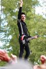 Hultsfred 2008 Anti-Flag 8990