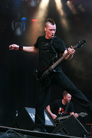 Hultsfred 2008 Raised Fist 9885