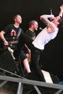 Hultsfred 2008 Raised Fist 9938