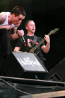 Hultsfred 2008 Raised Fist 9945