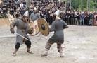 Kilkim Zaibu 20090613 historical warrior clubs fights21