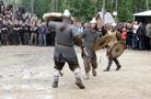 Kilkim Zaibu 20090613 historical warrior clubs fights27