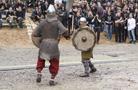 Kilkim Zaibu 20090613 historical warrior clubs fights30