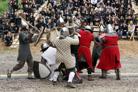 Kilkim Zaibu 20090613 historical warrior clubs fights40