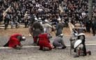 Kilkim Zaibu 20090613 historical warrior clubs fights47