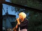 Love Stockholm 2010 100612 Sanna Nielsen P6122124