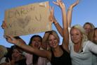 Malmofestivalen 20090819 NRJ In The Park Darin 3760 Audience Publik