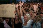 Malmofestivalen 20090819 NRJ In The Park Darin 3761 Audience Publik