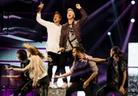 Melodifestivalen-Helsingborg-20150307 Samir-And-Viktor-Groupie 7772