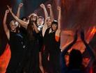 Melodifestivalen-Malmo-20140201 Mahan-Moin-Aleo 3862