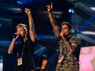 Melodifestivalen-Malmo-20150212 Samir-And-Viktor-Groupie 6685