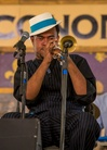 New-Orleans-Jazz-And-Heritage-20160423 New-Orleans-Swamp-Donkeys 2498