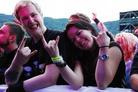 Norway Rock Festival 2010 Festival Life Andrea 7269