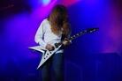 Norway Rock Festival 2010 100707 Megadeth 4874