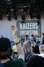 Peace and Love 2008 Kaizers Orchestra 0876