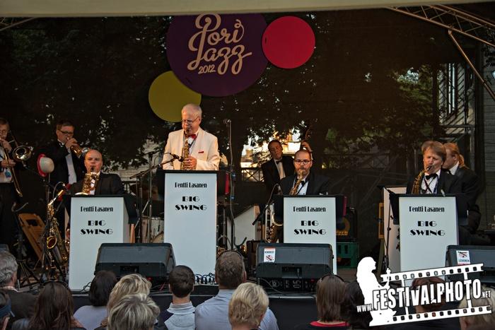 Pentti Lasanen Big Swing Orchestra Feat. Annimaria Rinne