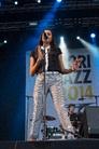 Pori-Jazz-20140719 Alunageorge-Alunageorge 02