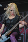 Rockweekend 20090710 Crucified Barbara094