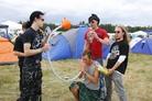 Rockweekend 2010 Festival Life Erika  0625