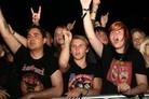 Rockweekend 2010 100708 Bloodbound With Paul Dianno 7429 Audience Publik