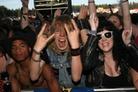 Rockweekend 2010 100709 Danger Danger 7799 Audience Publik